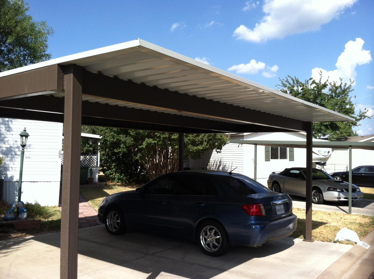 Rv Carports Texas : Complete carports of texas